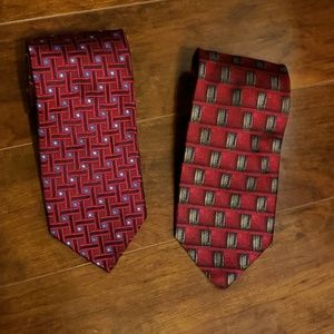 J.Z. Richards ties handcrafted for Nordstrom